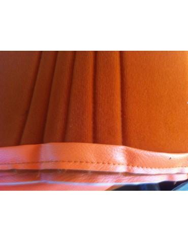 Garniture de siège 2cv orange