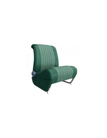 Garniture de siège avant droit en tissu diamanté vert Ami 8