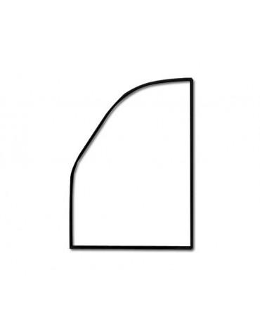 Joint caoutchouc de porte avant gauche 2cv