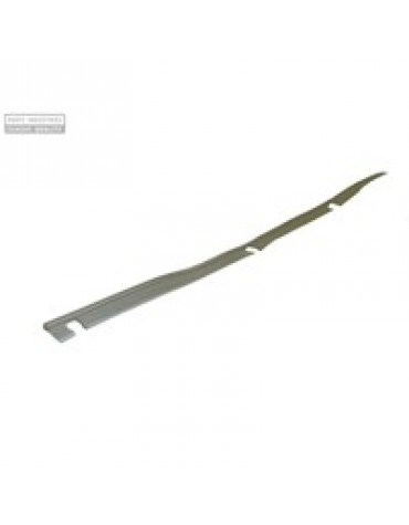 Joint d'étanchéité d'aile arrière 2cv vertical en silicone blanc