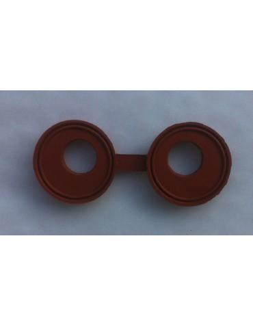 Joint à lunette amélioré de tube enveloppe 2cv dernière génération en Viton