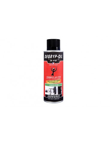 Lubrifiant serrures au PTFE (téflon) aérosol de 150ml