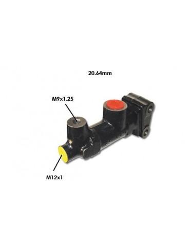 Maître cylindre Ami 6,  Dyane,  2cv, Méhari, flexible + conduite 4.5 sur tablier