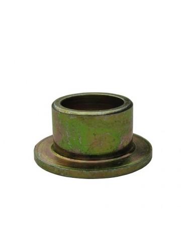 Oeillet métallique de support de tube arrière d'échappement  2cv