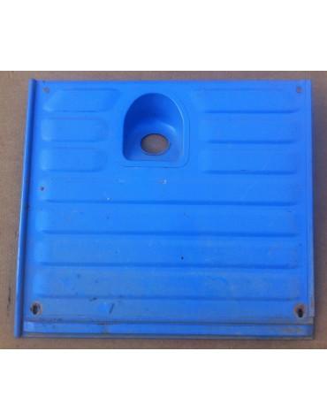Panneau de réservoir  Acadiane occasion bleu avec travaux  ( voir photo )