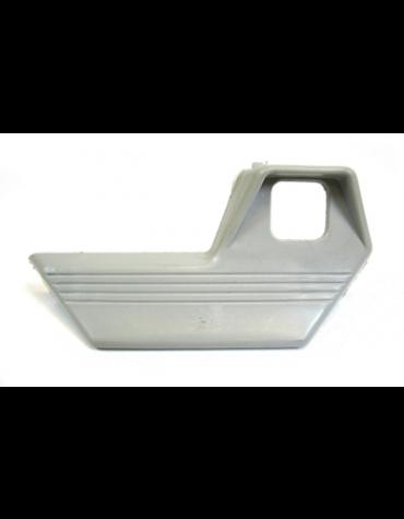 Poignée de porte gauche Dyane en plastique gris clair