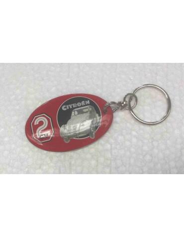 Porte clé 2CV