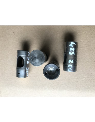 Ensemble de 4 poussoirs de culbuteurs pour moteur 2cv 425 cm3 12 ch