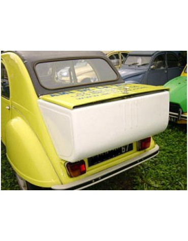 extension de  coffre 2cv