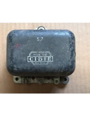 Régulateur 2CV  6 volts Cibié D 67