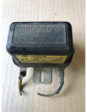 Régulateur Paris Rhône YL 411