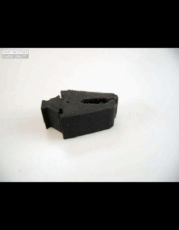 Silent bloc d'aile avant après 1975/ pince de passage de roue petit modèle