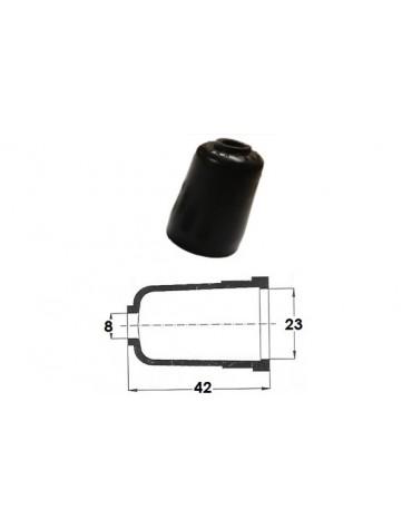 Soufflet pare-poussière de maître-cylindre diamètre 30 mm