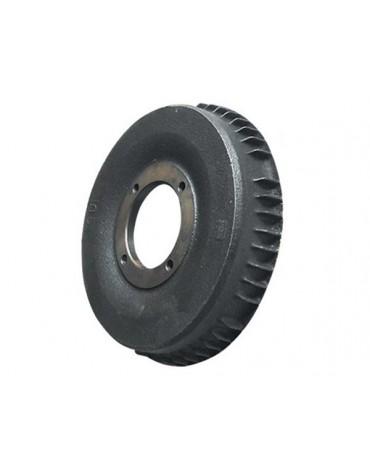 Tambour de frein avant ventilé 220 mm 4 trous Ami Méhari Dyane AK