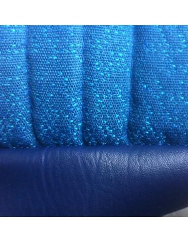 Garniture de banquette arrière Ami 8 berline diamanté bleu