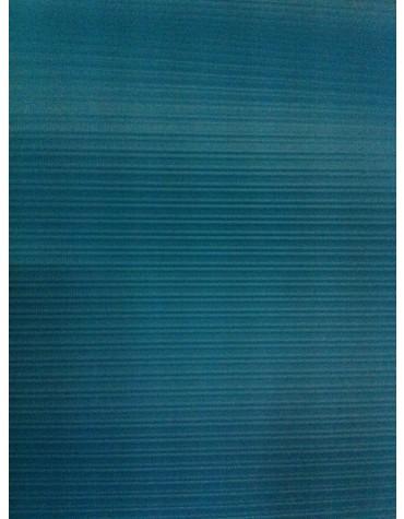 Capote 2cv  neuve, fixation extérieure bleu lagune renforcée