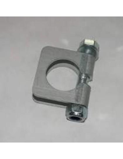 Collier de serrage colonne de direction avec boulon et écrou
