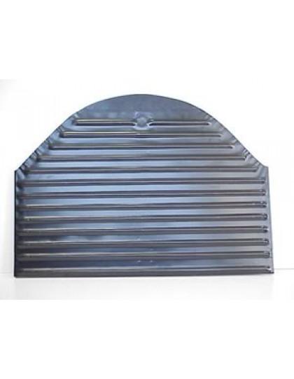 Fond de coffre électrozingué, 2 CV