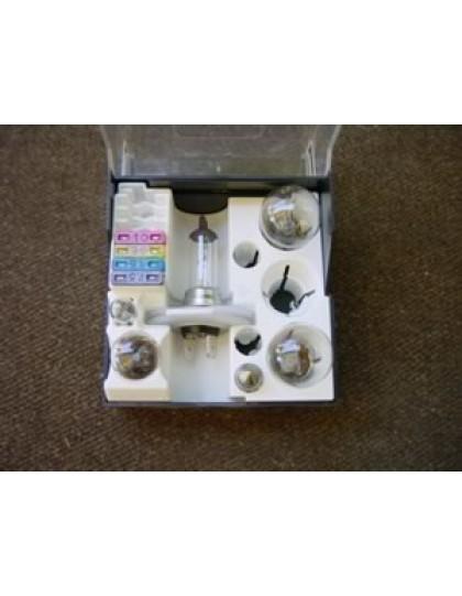 Coffret d'ampoules 12 Volts  H4