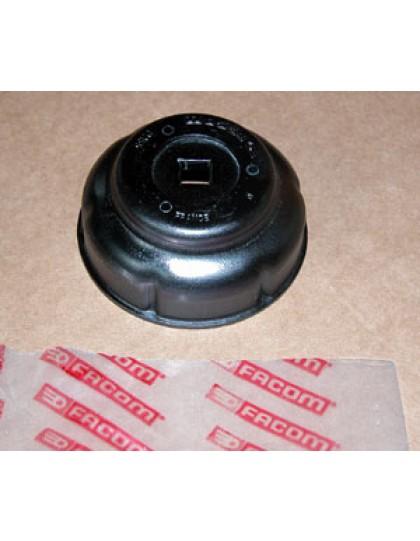 Clé de filtre à huile 2cv modèle professionnel marque Facom
