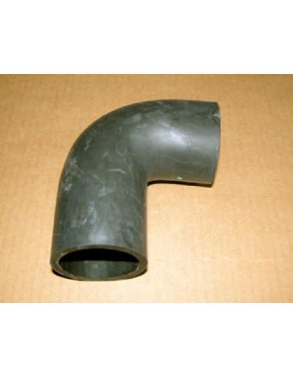 Manchon de carburation en caoutchouc simple corps, 2CV4, AK ou 2CV6 jusque 1980