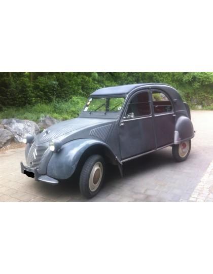 2cv Type A 1953