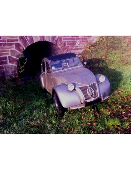 2cv  Type A 1952 375 cm3