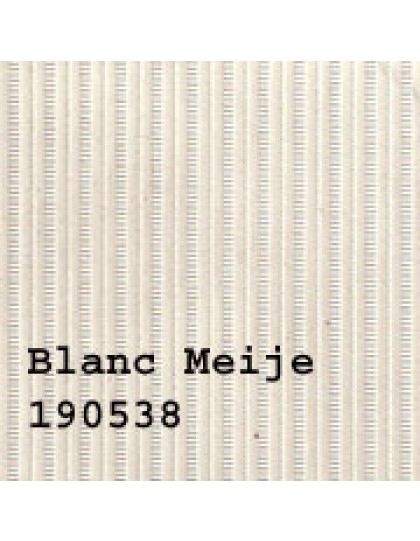 Capote 2CV  neuve, blanc meije origine intérieure renforcée