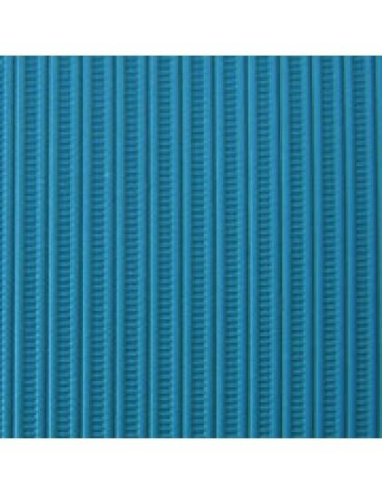 Capote 2cv neuve, fermeture intérieure bleu azurite