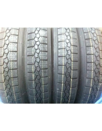 Ensemble de 4 pneus Vee Rubber 125 r15  2cv
