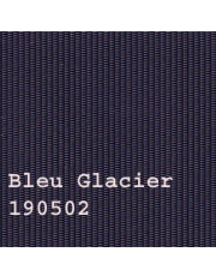Capote 2CV neuve longue grande glace bleu glacier