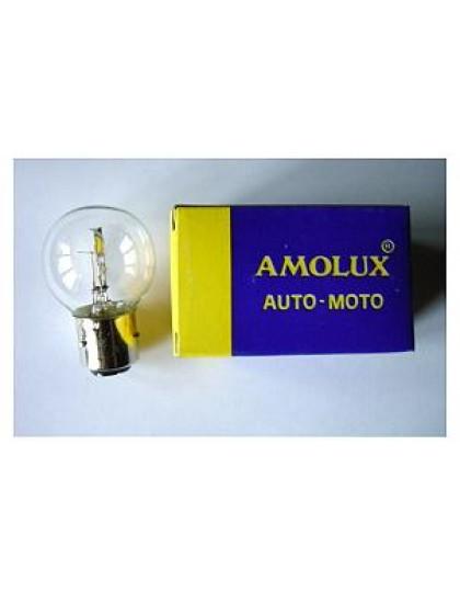 Ampoule 6V Phare Blanche Baionnette 35/35W