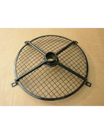 Grille de protection de ventilateur 2cv6 avec trou de manivelle