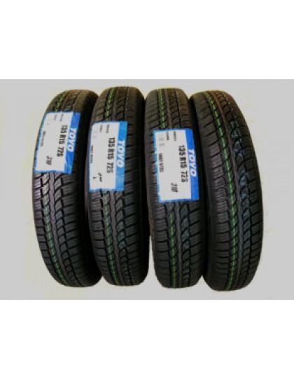 Ensemble de 4 pneus 2cv  Toyo 135 R 15 2CV