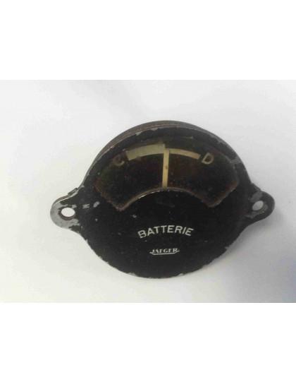 Ampèremetre 2CV ancienne occasion 2cv  6 volts