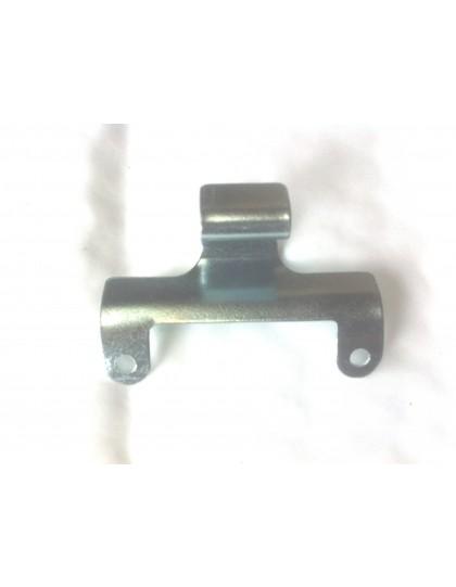 Attache latérale de  milieu de capote 2cv  fermeture extérieure