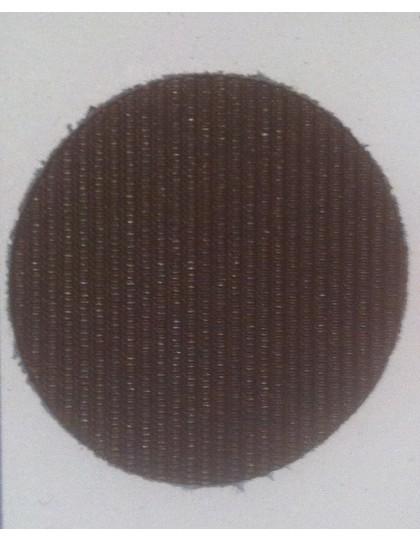 Capote 2CV  neuve fermeture interieure brun petit grain toile renforcée