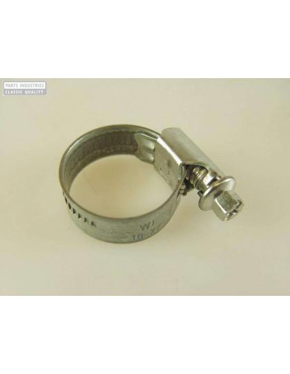 Collier de conduit de chauffage 15mm Traction 11cv et 15cv