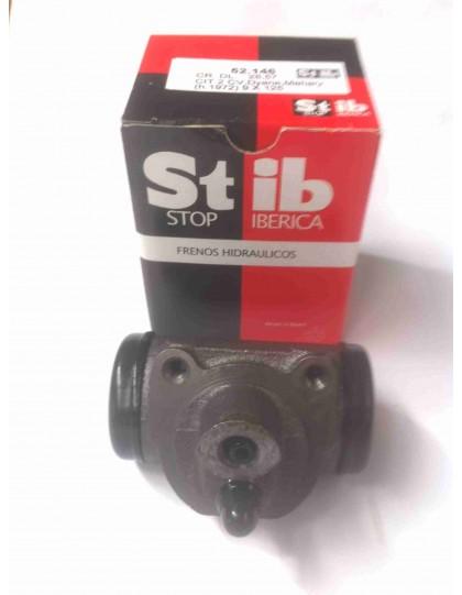 Cylindre de roue avant conduite 4.5mm Stop iberica