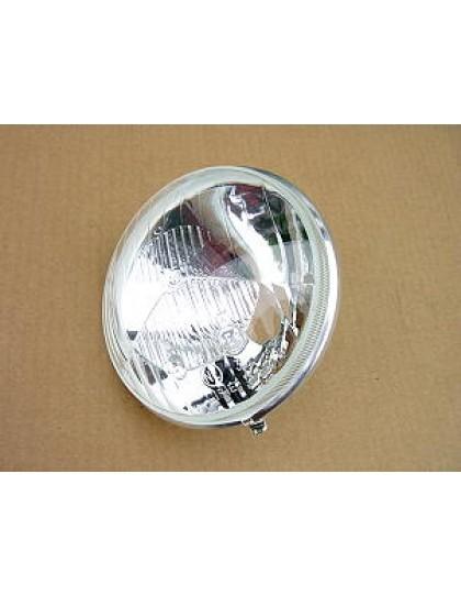 Eclairage 2CV - Optique ciblée 12 Volts