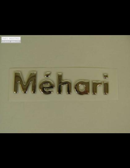 Emblème Méhari à coller