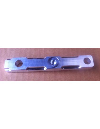 Entretoise en aluminium entre essieu arrière et châssis 2cv