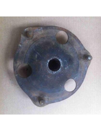 flasque de roue 8 cannelures 2cv