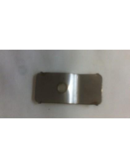 Frein pour le guide plastique de la poignée de frein à main de la 2cv