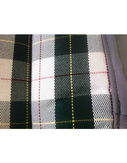 garniture de siège ecossais 2cv prince de galles