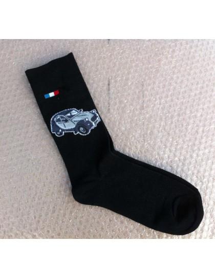 Paire de chaussettes 43/46 Charleston grise