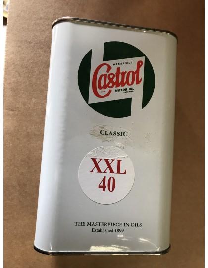 Huile Moteur Castrol XXL40 bidon de 1 litre