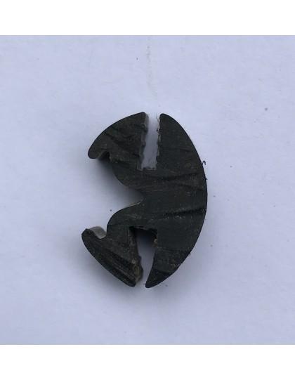 Joint de glace de portillon AK ou Acadiane avec clé de joint noire