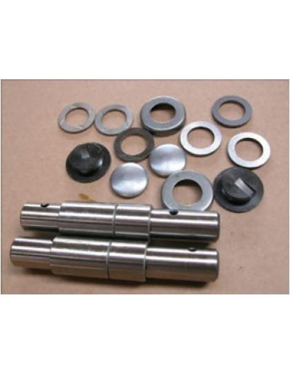 Kit réparation de deux axes pivot  les 2 côtés en acier plus résistant que le cuivre monté à l'origine