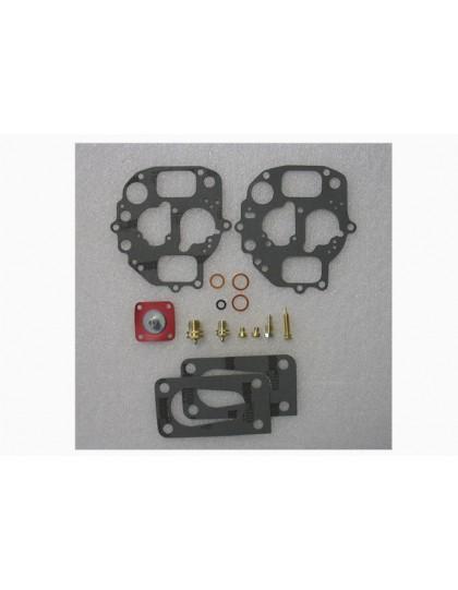Kit de Réparation de Carburateur Solex 26-35 SCIC CSIC 2 Corps avec 2 pointeaux 2CV